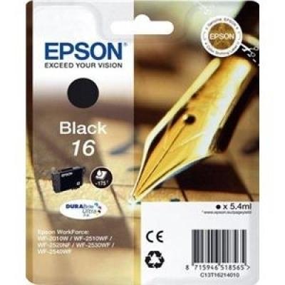 Foto van EPSON 16 INKT BLACK
