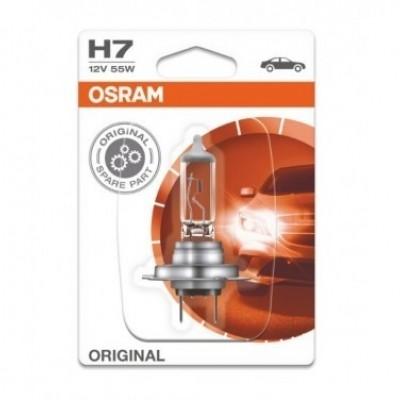 Foto van Osram autolamp H712V 55W