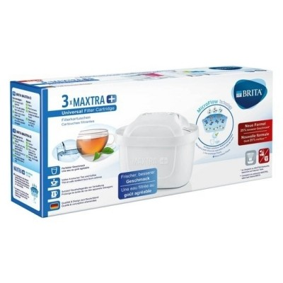 Maxtra Waterfilter Filterpatroon 3-pack