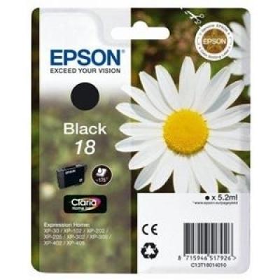 EPSON 18 INKT BLACK