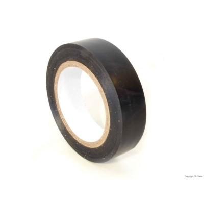 Foto van Isolatietape zwart 20 mtr