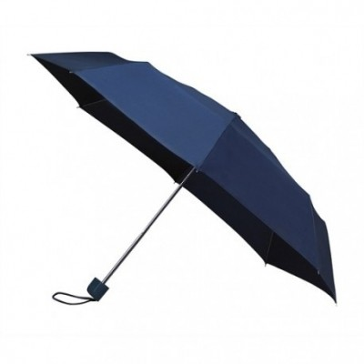 Opvouwbare paraplu donkerblauw