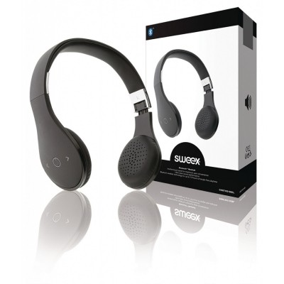 Foto van Sweex Headset On-Ear Bluetooth