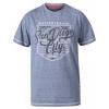 Afbeelding van D555 EPSON KS shirt melee blue