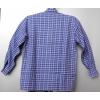 Afbeelding van JMP wear FLANEL Overhemd navy/red