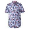 Afbeelding van D555 MALIBU KS overhemd Hawaii
