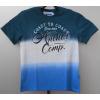 Afbeelding van Blue Seven shirt Petrol met print