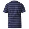 Afbeelding van D555 KEEGAN KS shirt navy