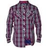 Afbeelding van D555 CUBA KS gevoerde blouse