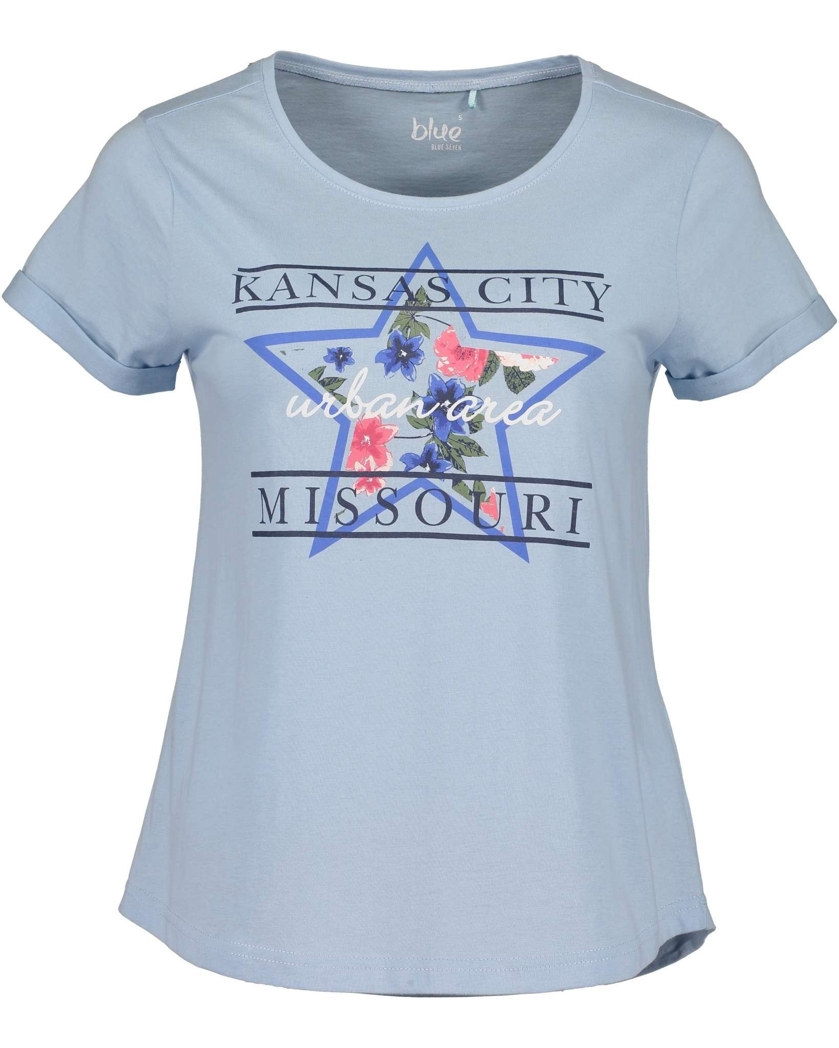 Blue Seven Dames T-shirt