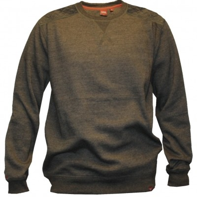 Foto van D555 ETHAN KS sweater grey