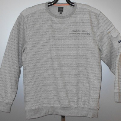 Kitaro SWEAT 185226 KS melee grey