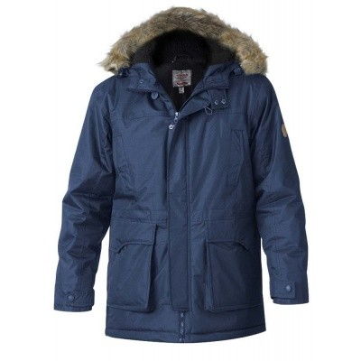 D555 LOVETT KS parka jack Navy
