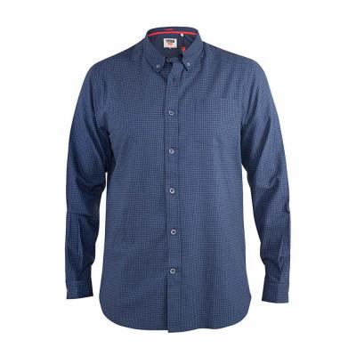 Foto van D555 MELBOURNE KS overhemd blue