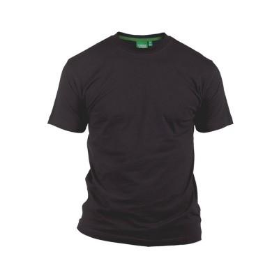 Rebalife BASIC uni T-Shirt zwart
