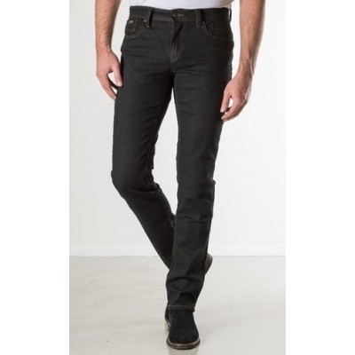 Foto van New Star JV-Slim stretch denim Blue black