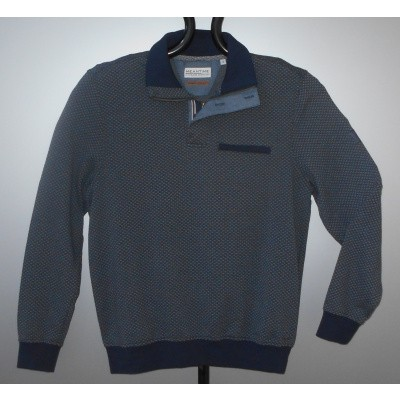 Meantime POLO Sweater blauw