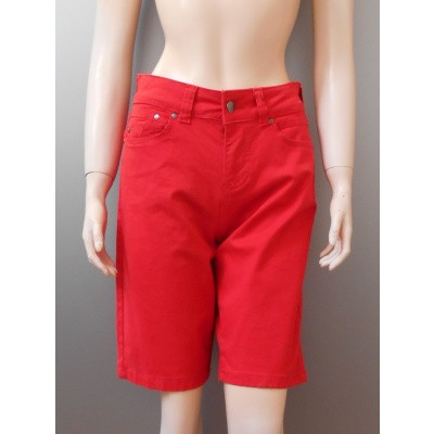 Maison de Paris FELINE short Red
