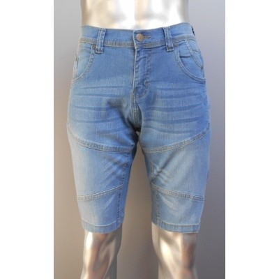 Foto van Return FABIAN stretch denim short Bleach