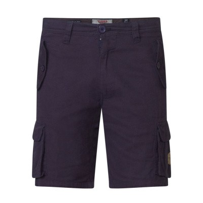 D555 LARRY KS cargo Short in Navy