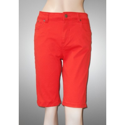 Maison de Paris GAIA short Red