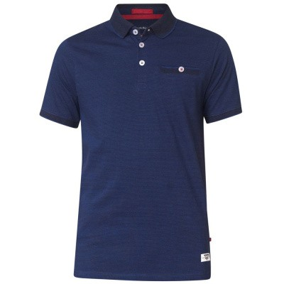 D555 JERELL KS Polo navy