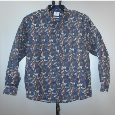 Corrino KS Overhemd zacht paars