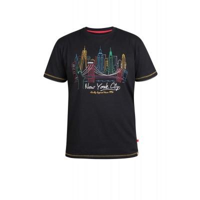 Foto van D555 SHELBY KS T-Shirt print
