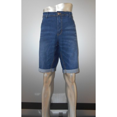 SU BERMUDA KS jeans Blue