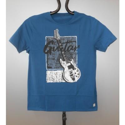 Kitaro T-SHIRT KS blue