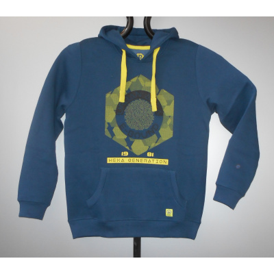 Foto van Ebound hoody SWEATER blue