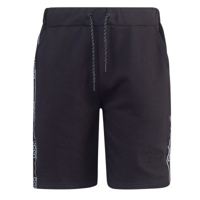 D555 BURLiNGTON KS short in Black
