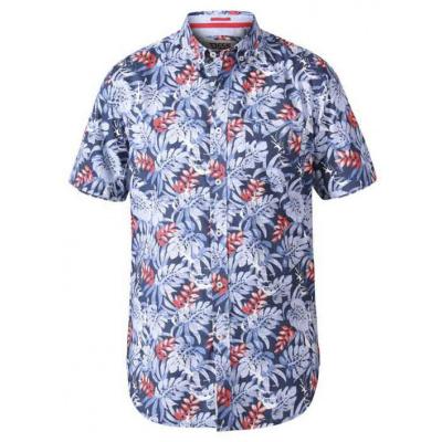 Foto van D555 MALIBU KS overhemd Hawaii