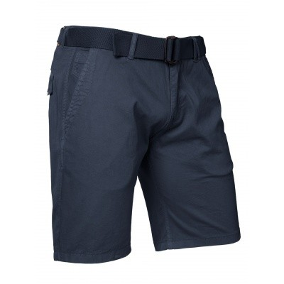 Brams Paris FELIX stretch short in Navy