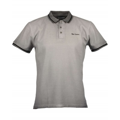 Foto van Blue Seven POLO pique Grey