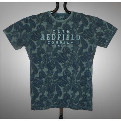Redfield SHIRT KS blader-groen