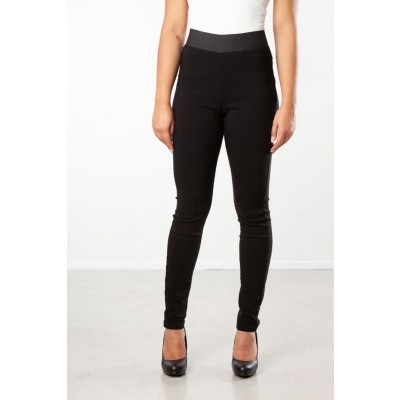 New Star JAMAICA jegging stretch twill Black