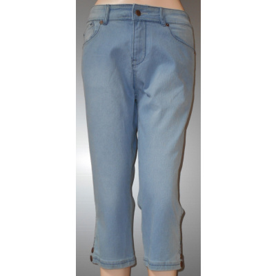 New Star WYOMING Capri bleach