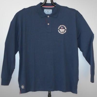 Foto van Redfield POLO KS lange mouwen Navy