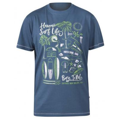 D555 FERNSBY KS T-shirt teal