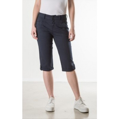 Foto van New Star SANTA CAPRI stretch poplin Navy