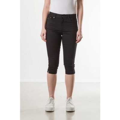 New Star ORLANDO Capri stretch black