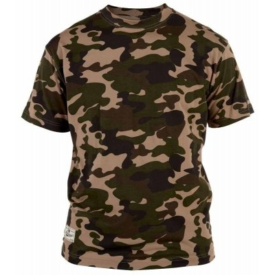 Foto van Duke London RARDEN KS T-shirt camouflage print