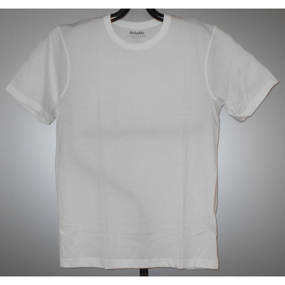 Foto van Rebalife BASIC uni T-Shirt wit