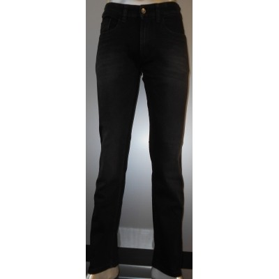 Foto van Faster BRUNO jeans stretch Black soft used