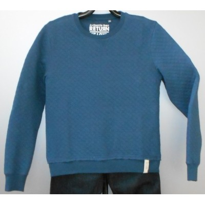 Return ELI sweater Blue