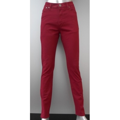 Brams Paris LIZZ dames stretch Red