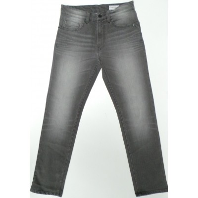 Foto van Faster BRUNO jeans stretch Grey soft used