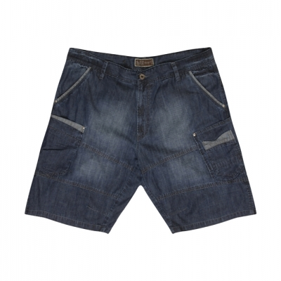 Foto van Ed Baxter DANTE KS denim short