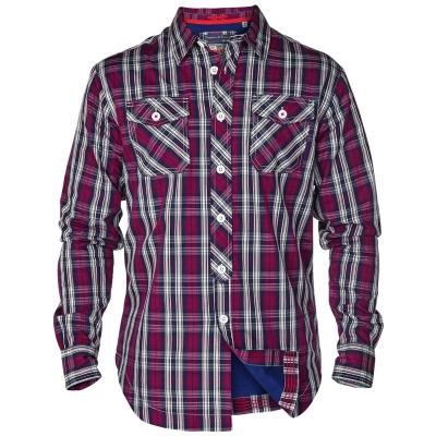 Foto van D555 CUBA KS gevoerde blouse